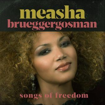 Vision TV – Win 1 of 15 copies of Measha's CD, Songs of Freedom