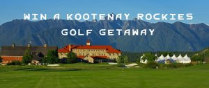 British Columbia Golf – Win a Kootenay Rockies Golf Getaway