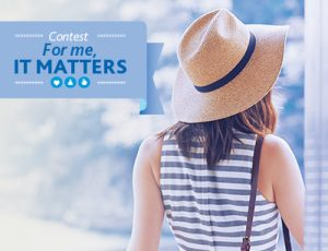 Brunet – For Me, It Matters – Win a $10,000 Cash OR 1 of 4 Travel Gift Cards valued at $2,500 each