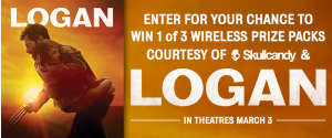 Postmedia Network – Logan – Win 1 of 3 Skullcandy Wireless Prize packages valued at $370 CND each