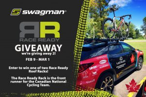 Swagman – Race Ready – Win 1 of 2 Race Ready Roof Racks