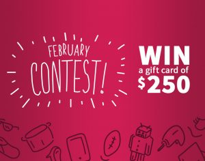 TC Media – The DealStreet – Win a $250 prepaid Visa gift card