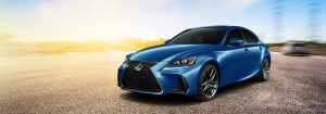 Toyota Canada – win a 2018 Lexus IS 300 AWD (F Sport Series 1) valued at ARV $46,750 CAD