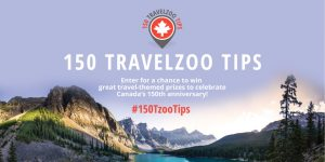 Travelzoo – Win a 4-piece travel and accessories set from Roots valued at $942 CAD