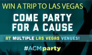 ACM Party for a Cause Festival – Win a trip to ACM Party for a Cause WME Bash at the Beach