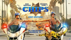 Bell Media – MUCH and CHIPS – Win a trip for 2 to Los Angeles, California USA valued at $3,000 CAD