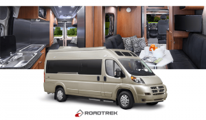 Corus – Go RVing Road Trip – Win a RoadTrek Zion RV valued at $105,000 CDN