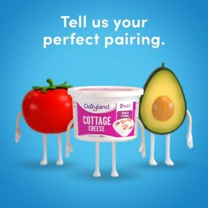 Dairyland 100 Years – Dairyland Cottage Cheese – Win 52 Dairyland coupons & a 6-month membership to a gym of the winner's choice valued total at $1,020