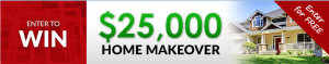 Enerview – Win a $25,000 Home Makeover using Enerview qualified products