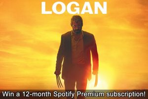 Exclaim – LOGAN – Win a 12-month Spotify Premium subscription