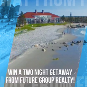 Future Group Realty – Win a getaway for 2 to White Point Beach Resort