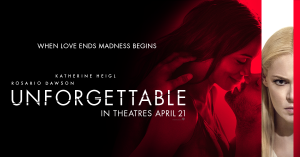 Group TVA – UNFORGETTABLE – Win Visa gift cards valued $1,000 & pass to see the film OR 1 of 80 minor prizes