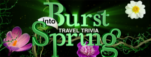 Live Kelly – Live's Burst Into Spring Travel Trivia – Win 1 of 50 Wheel Prizes valued max at $20,000 USD OR 1 of 50 Reward Prizes valued max at $1,500 USD