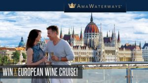 News Ottawa – CAA Travel's AmaWaterways European Wine Cruise – Win a 7-night European Wine Cruise for 2 valued at $10,000 CAD