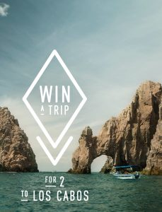 Patrice Lacroix Studio Creatif – Travel Basecamp – Win a trip for 2 to the Secrets Puerto Los Cabos Golf & Spa Resort valued at $5,000