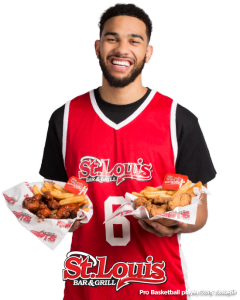 St. Louis – Naked VS Dressed – Win 1 of 3 prize packs of Toronto Basketball Playoff Tickets & 52 chicken wings vouchers