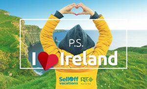 Sunwing Vacations – P.S. I Love Ireland – Win a trip for 2 to Dublin, Ireland valued at $8,500 CDN