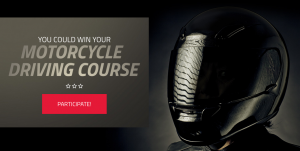 TECNIC – Slip on Your Helmet – Win a motorcycle driving course valued at $825