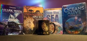 The Great Canadian Adventure Company – Win 4 DVD collections: Shark Week: The Great Bites Collection, Endangered Species, Deep Blue Sea, Oceans Alive & a coffee mug