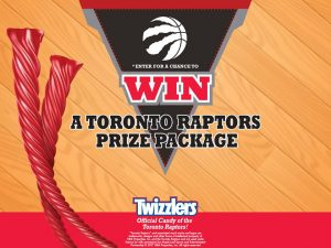 Twizzlers – Win 1 of 2 grand prizes valued at $2,000 each OR 1 of 20 minor prizes