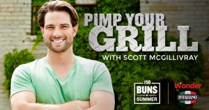 150 Buns of Summer – Pimp Your Grill – Win a Home Depot Gift card valued at $2,500; 25 Wonder buns & 25 D'Italiano buns coupons