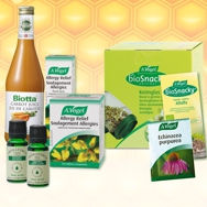 Avogel – Win 1 of 3 A.Vogel seasonal allergy-fighting kits valued at $100 each