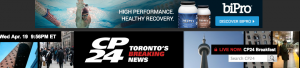 """CP24 Breakfast """"Money Mondays"""" – Win 1 of 10 prizes of CAD$1,000 each"""