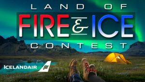 CTV News Atlantic – Land of Fire & Ice – Win a trip for 2 to Reykjavik, Iceland valued at $5,000 CAD