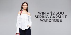 Coquitlam Centre – Runway to Realway – Win a $2,500 Gift Card