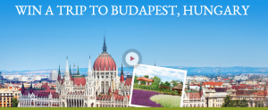 Eminence Organic Skin Care – Win a trip for 2 to Budapest, Hungary valued at $10,000 USD OR 1 minor prize of gift basket valued at $300 USD