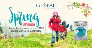 Global Resp Corporation (GRESP) – Win a $100 Prepaid Visa card
