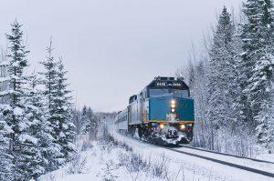 Jet-Setter – The Beauty of Train Travel – Win a Via Rail $500 CAD Travel voucher