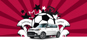 Kia Canada – Kia FIFA Lucky Drive to Russia – Win a trip for 2 to St. Petersburg, Russia for the FIFA Confederations Cup 2017