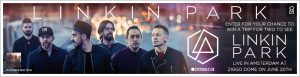Obox Editions – Dose.ca – Linkin Park in Amsterdam – Win a trip for 2 to Amsterdam, Netherlands valued at $3,000CAD