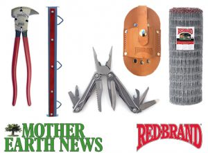 Ogden Publications – Red Brand Fence – Win a Fence installation package valued at $1,500