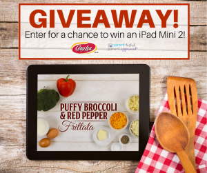 Parent Tested Parent Approved – Win an iPad Mini 2 thanks to Gay Lea and PTPA