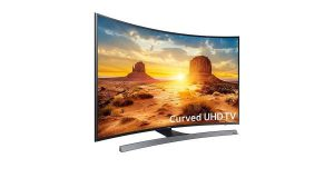 Save 72 – Win a Samsung Curved 55-inch 4K Ultra HD Smart LED TV