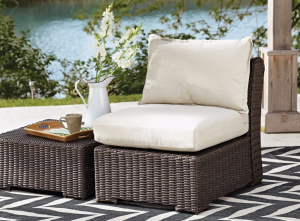 She Connected – Outdoor Entertaining – Win 3 #MyCANVASstyle Salina Patio Chairs
