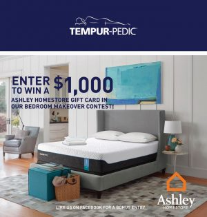 Tempur Pedic Canada Bedroom Makeover Win 1 000 As