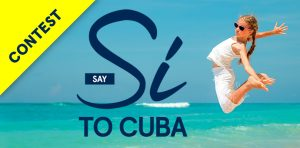 Wyng – Say Si to Cuba – Win an all-inclusive trip for 2 to Cuba valued at $3,500 CAD