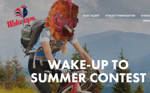 Adrem Brands – Wake-Up Win to Summer – Win a year's supply of Wake-Ups & $500