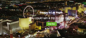 CAA South Central Ontario & WestJet Vacations – Win a trip for 2 to Las Vegas, Nevada valued at $3,500 CAD