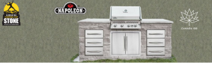 Kawartha Custom Cut Stone – Celebrate Canada 150 – Win a custom Kawarth Cut Stone & Napoleon Gas Grill valued at $7,500 OR 1 of 2 minor prizes