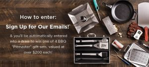 Kitchen Stuff Plus: Father's Day BBQ Pitmaster Gift Set – Win 1 of 4 Gift Set prize packages