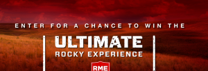 Rocky Mountain Equipment – The Ultimate Rocky Experience – Win 1 of 2 prize packages including a trip for 2 to Nebraska