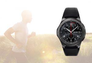 AmongMen – Win a Samsung Gear S3 Frontier
