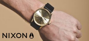 Boathouse – Nixon Watch – Win a $300 voucher to be redeemed on boathousestores.com for any Nixon watch