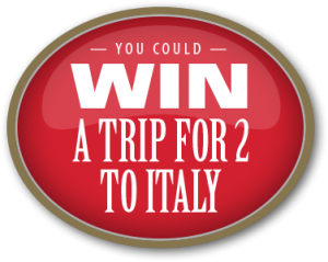 Concord Sales – Filippo Berio – Win a trip for 2 to Toscana Saporita Cooking School in Tuscany, Italy valued at $12,500