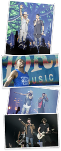 Live Nation Worldwide – The Florida Georgia Line Summertime Flyaway – Win a trip for 2 to Chicago, Illinois