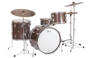 Modern Drummer – Steve Maxwell Vintage and Custom Drums – Win a vintage mid-60s Ludwig kit plus more valued at $5,730